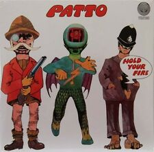 Patto-Hold Your Fire UK prog psych mini lp cd