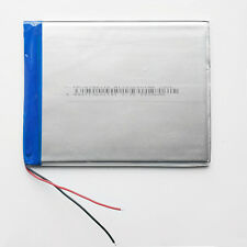 3.7V 5500mAh 4795118 Li po Polymer Battery For Tablet PC Power Bank PAD  laptop