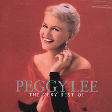 THE VERY BEST OF PEGGY LEE (NEW CD)