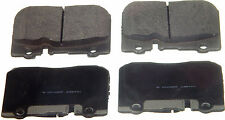 Wagner QC665 Thermo Quiet Ceramic Front Brake Pads fits 95-00 Lexus LS400