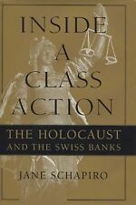 Inside a Class Action: The Holocaust and the Swiss Banks-ExLibrary