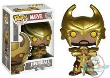 Thor 2 Movie Heimdall with Helmet Pop! Vinyl Bobble Head by Funko