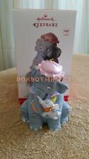 Hallmark 2016 Disney Dumbo 75th Anniversar Elephant Magic Christmas Ornament