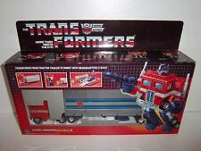 UNUSED 1984 G1 Transformers **OPTIMUS PRIME** MIB 100% Complete C9+ NEAR MINT!!
