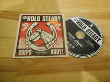 CD Pop The Hold Steady - Chips Ahoy (1 Song) Promo PIAS / VAGRANT FULL TIME cb