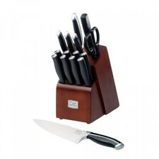 Chicago Cutlery Belmont 16Piece Block Knife Set, New, Free Shipping