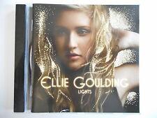 ELLIE GOULDING : LIGHTS / STARRY EYED / UNDER THE SHEETS...   CD ALBUM   PORT 0€