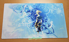 A336 Free Mat Bag Kingdom Hearts Custom Playmat Yugioh Play Mat Game Mouse Pad