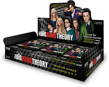 Big Bang Theory Seasons 6 & 7 Factory Sealed Trading Card Box