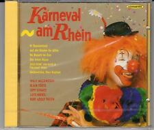CD:  KARNEVAL AM RHEIN  Millowitsch FÖÖSS Krekel DENTLER Muys u.v.a.      OVP