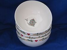 Thomson Pottery Birdhouse CEREAL BOWL (s) multiples *have more items to set*
