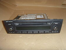BMW 3 SERIES E90/E91/E92/E93 PROFESSIONAL RADIO/CD HEAD UNIT  65129187108 (2009)