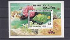 Zaïre 1980 - Vissen/Fish/Fische