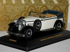MAYBACH ZEPPELIN V12 DS8 1930 IXO MUSEUM MUS009 1:43