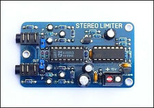 STEREO LIMITER WITH SELECTABLE PRE-EMPHASIS - FM & INTERNET BROADCASTING