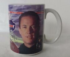 Buffalo Bills Jim Kelly Quarterback Club Coffee Mug Cup