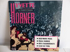YVETTE HORNER Rose Marie polka EA338 MUSETTE ACCORDEON