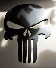 Punisher Skull  Metal Wall Art