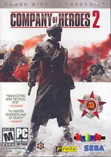 Company Of Heroes 2 (2013) - New - Ibm Pc Compatible