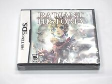 Radiant Historia for Nintendo DS / DS Lite / DSi *Brand New*