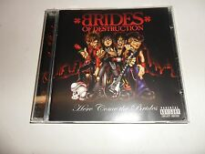 CD Here Come The Brides di Brides of Destruction