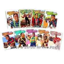 Family Matters: Complete TV Series Seasons 1 2 3 4 5 6 7 8 9 Box/DVD Set(s) NEW!