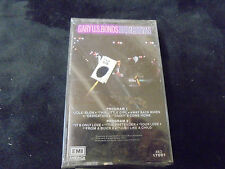 """SEALED"" GARY U.S. BONDS ""DEDICATION"" Cassette Tape"