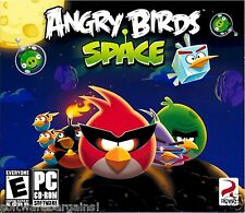 ANGRY BIRDS SPACE.BRAND NEW BIRDS, BRAND NEW SUPER POWERS.SHIPS FAST/SHIPS FREE!