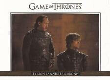 Game of Thrones Season 3 - DL12 GOLD Parallel Relationships Chase Card #206/300
