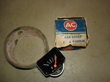 1966 1967 66 67 CHEVELLE SS SUPER SPORT NOS AC GAS GAUGE IN OLD GM BOX 6430628