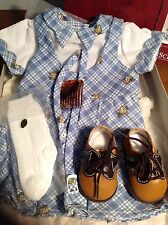 "American Girl Kit's Vintage School Outfit ""New"" In Box AG 101"