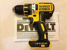 "New Dewalt DCD790 2 Speed 1/2"" 20V Max XR Brushless Drill Driver Lithium Ion"