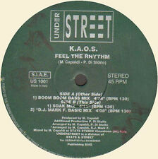 K.A.O.S Feel The Rhythm - Unter street - Ita - US 1001