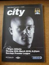 29/03/2010 Manchester City v Wigan Athletic  (No apparent faults).