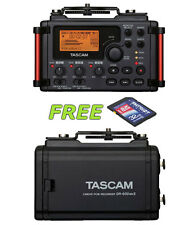 Tascam DR-60DmkII Portable Recorder with a Free Patriot 32GB SD Card New