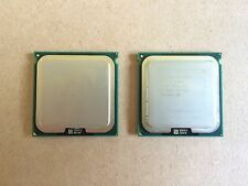 2X Intel Xeon E5440 - 2.83Ghz/12M/1333 Quad Core Processor - Socket LGA771