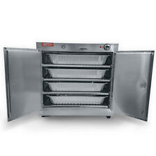 HeatMax 25x15x24 Commercial Catering Concession Food Pizza Pastry Hot Box Warmer