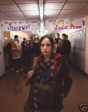 ELLEN PAGE AUTOGRAPH SIGNED PP PHOTO POSTER 2