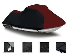 BURGUNDY TOP OF THE LINE Jet Ski PWC Cover for Yamaha Wave Runner III 3