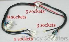 X-1, X-2 X-8 Pocket Bikes (2 Stroke) Whole Wire harness (After Market)