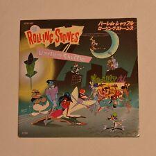 """ROLLING STONES - Harlem shuffle - 1986 JAPAN 7"""" SINGLE"""