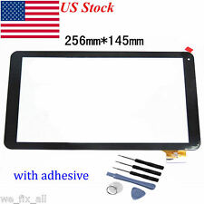 US New 10.1'' touch screen panel digitizer for PROSCAN PLT1077G Tablet PC