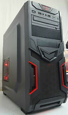 ULTRA Veloce Gaming PC Computer Intel i3 @ 3.10ghz, 4gb RAM 500gb HDMI di Windows 10