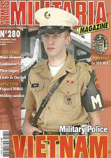 MILITARIA N° 280 MP VIETNAM / MINE ALL WWII / SOE / 501e RCC / ECOLE CHERCHELL