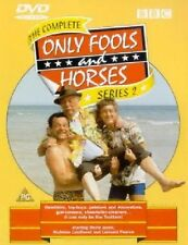 ONLY FOOLS AND HORSES COMPLETE SERIES 2 DVD David Jason 2nd Season Second New UK