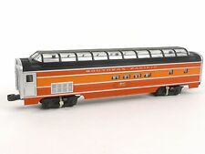 Lionel 6-19107 Southern Pacific Daylight Vista Dome Passenger Car O Scale Trains