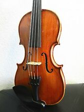 "New* 11"" Size Viola,Prelude Strings+Case +Brazil wood Bow +Rosin ,Ready To Play"