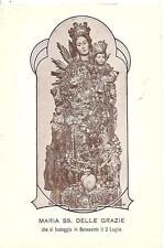 MARIA SS. DELLE GRAZIE  che si venera in Benevento il 2 Luglio