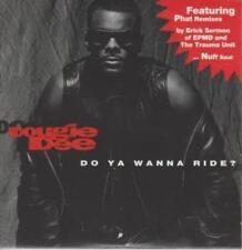 Dougie Dee: Do You Wanna Ride PROMO w/ Artwork MUSIC AUDIO CD Erick Sermon Remix