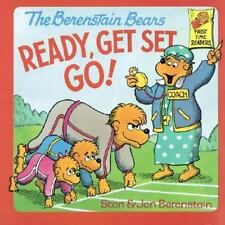 The Berenstain Bears Ready, Get Set, Go! by Berenstain, Jan, Berenstain, Stan, G